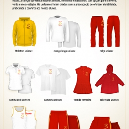 Uniforme Sunrise School