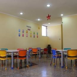 lunchroom escola bilíngue em osasco