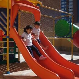playground escola bilíngue em osasco