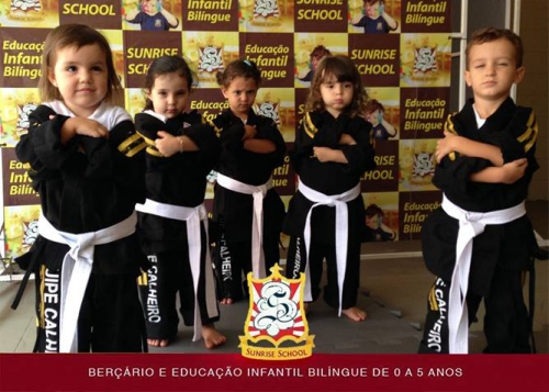 Hapkido na Sunrise School