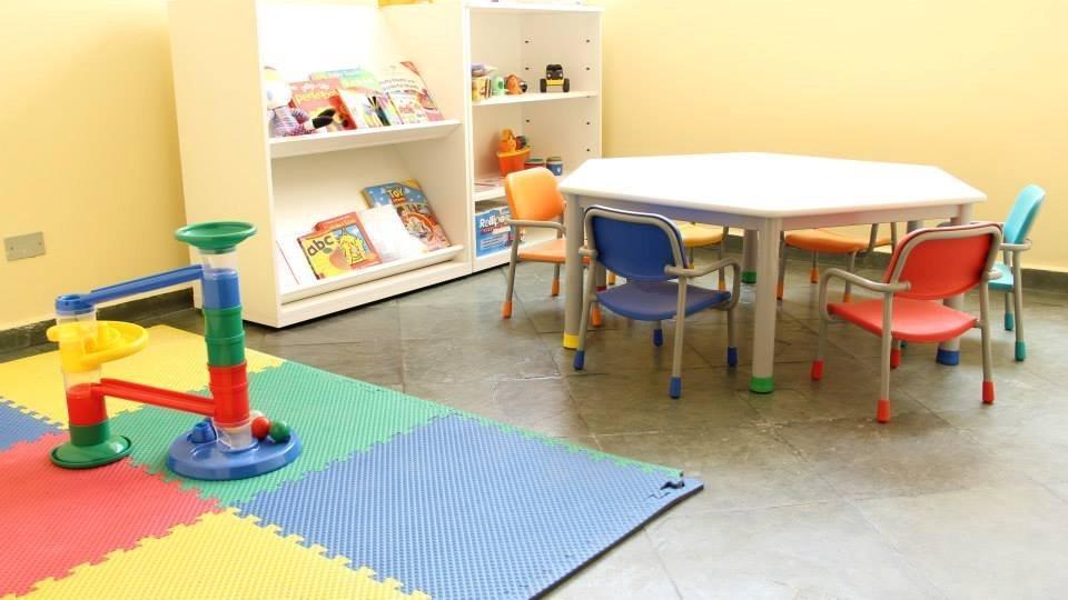 Estrutura Física Da Sunrise School Educação Infantil E