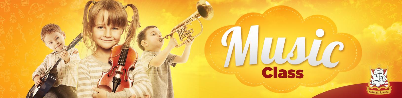 Aulas de Música